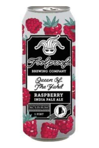 Foolproof Queen of the Yahd Raspberry IPA