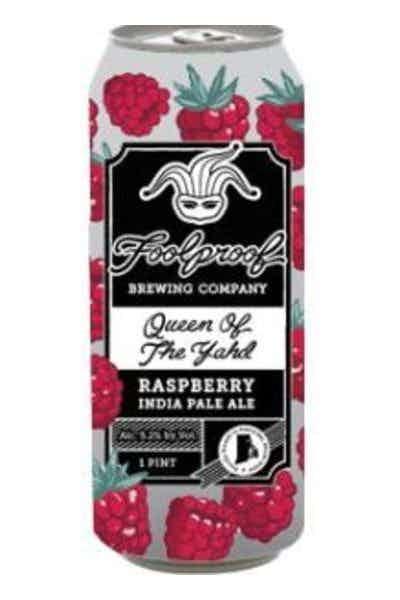 Foolproof Queen of the Yahd Raspberry IPA