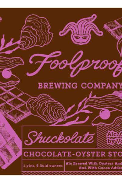 Foolproof Shuckolate