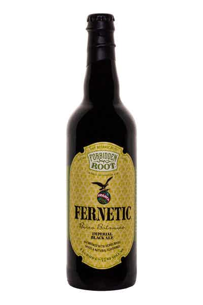 Forbidden Root Fernetic Black Ale