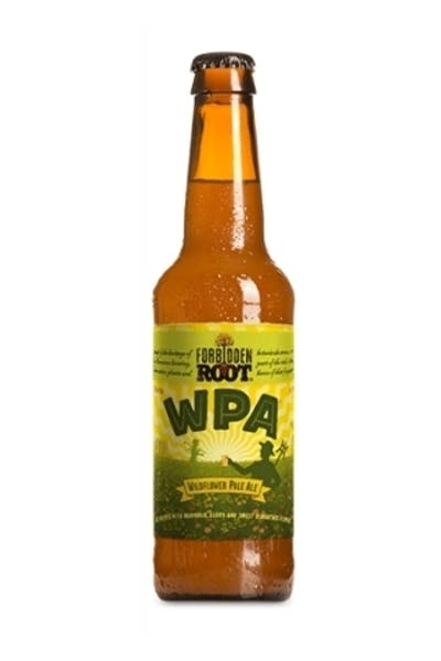 Forbidden Root Wildflower Pale Ale