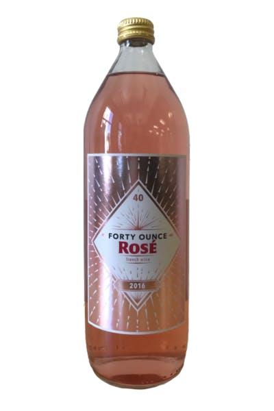 Forty Ounce Rosé