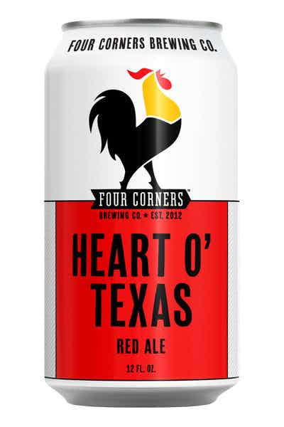 Four Corners Heart O' Texas