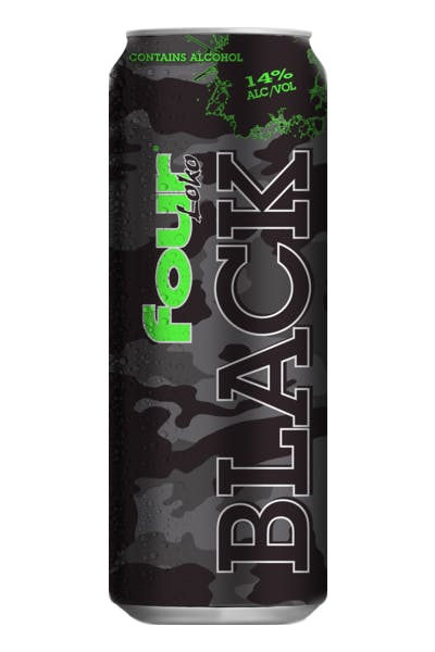 Four Loko Black