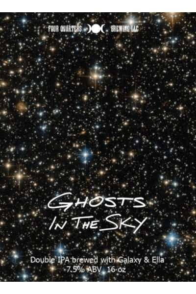 Four Quarters Ghosts In The Sky