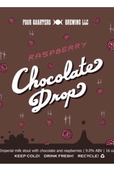 Four Quarters Raspberry Chocolate Drop