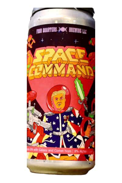 Four Quarters Space Command IPA