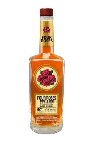 Four Roses Limited Edition 50th Anniversary Small Batch Bourbon