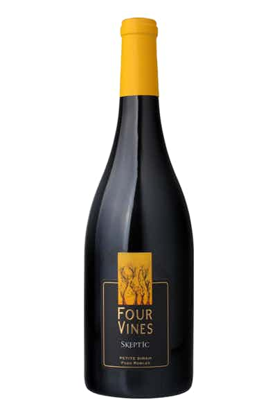 Four Vines The Skeptic Petite Sirah