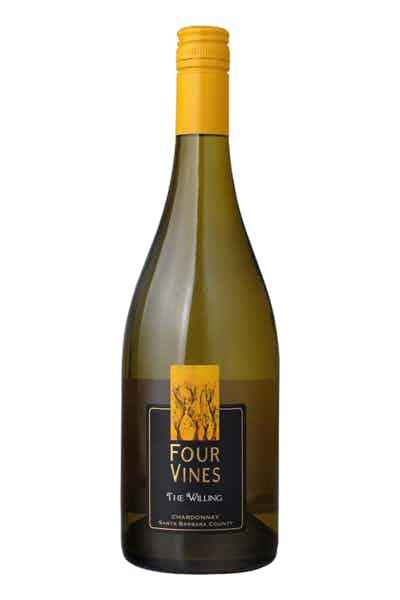 Four Vines The Willing Chardonnay