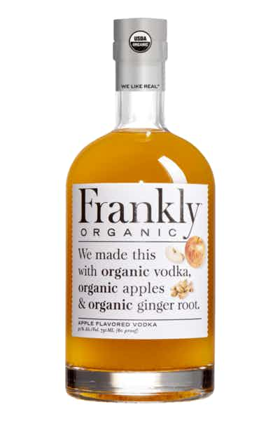 Frankly Organic Apple Vodka