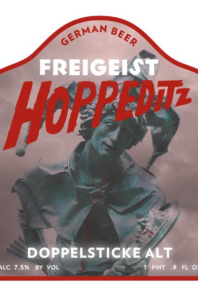 Freigeist Hoppeditz