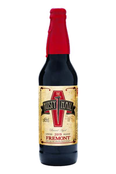 Fremont Rusty Nail Bourbon Barrel Aged Imperial Stout