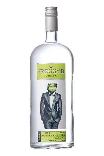 Froggy B Vodka