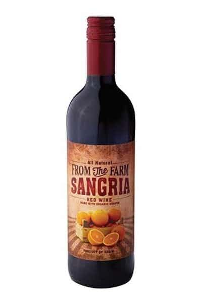 From The Farm Red Sangria