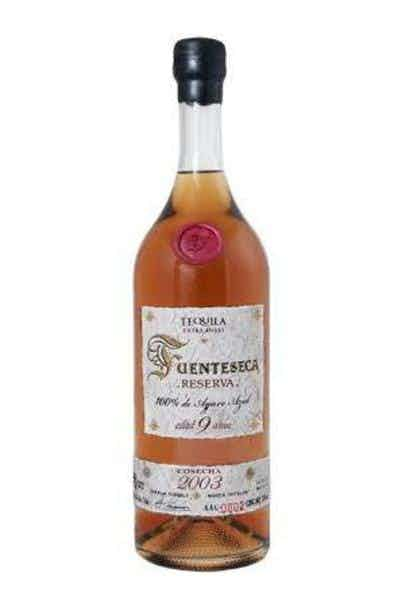 Fuentesca Tequila 9 Year