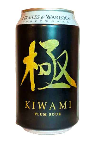 Fuggles & Warlock Craftworks Kiwami Plum Sour