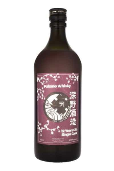 Fukano Whisky Single Cask 12 Year