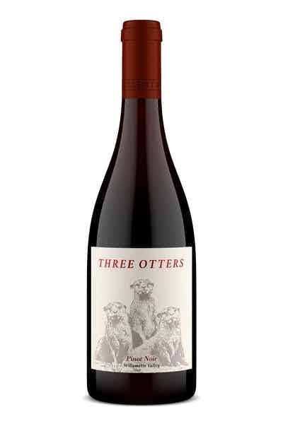 Fullerton Three Otters Pinot Noir