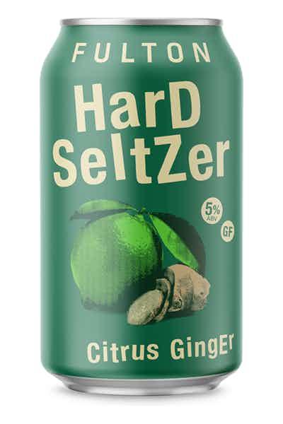 Fulton Citrus Ginger Hard Seltzer
