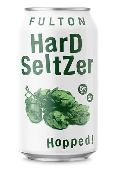 Fulton Hopped! Hard Seltzer