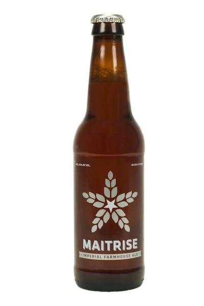 Fulton Maitrise Imperial Farmhouse Ale