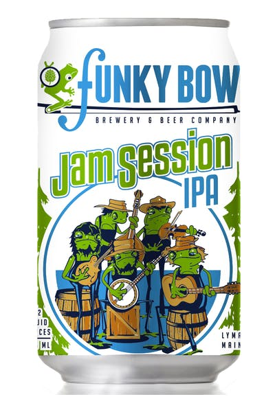 Funky Bow Jam Session IPA
