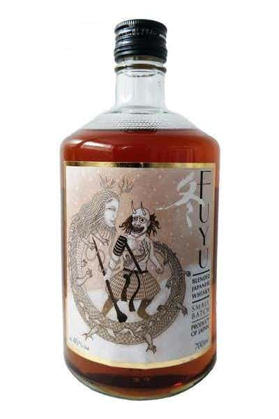 Fuyu Japanese Blended Whisky