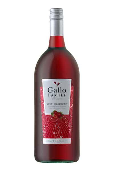 Gallo Family Vineyards Sweet Strawberry