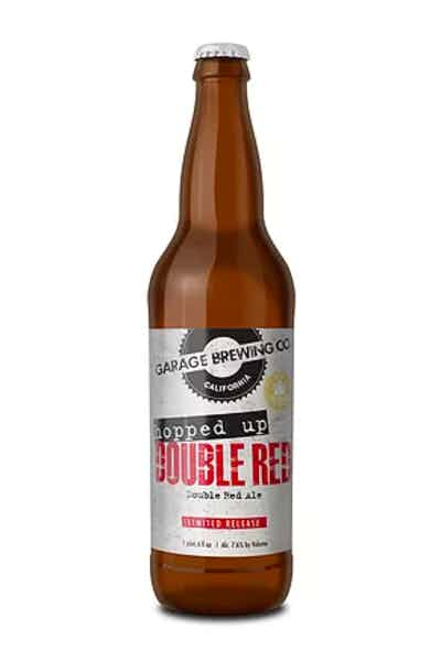 Garage Brewing Hopped Up Double Red Ale