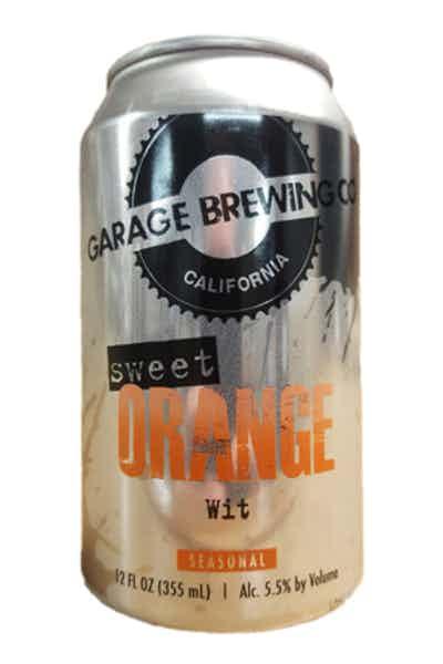 Garage Brewing Sweet Orange Wit