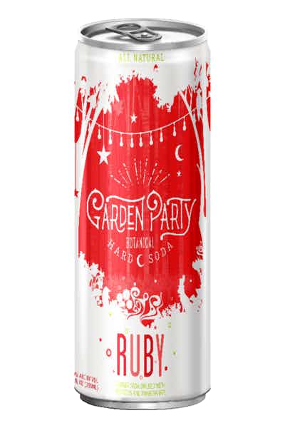 Garden Party Ruby