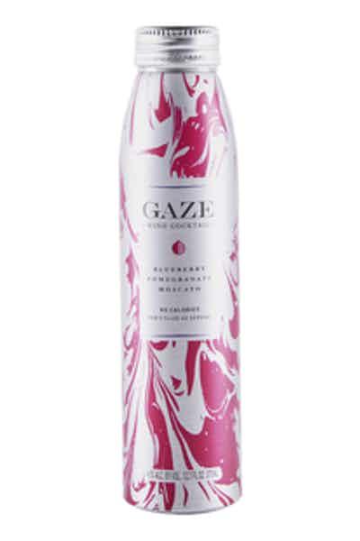 Gaze Wine Cocktail Blueberry-Pomegranate-Moscato