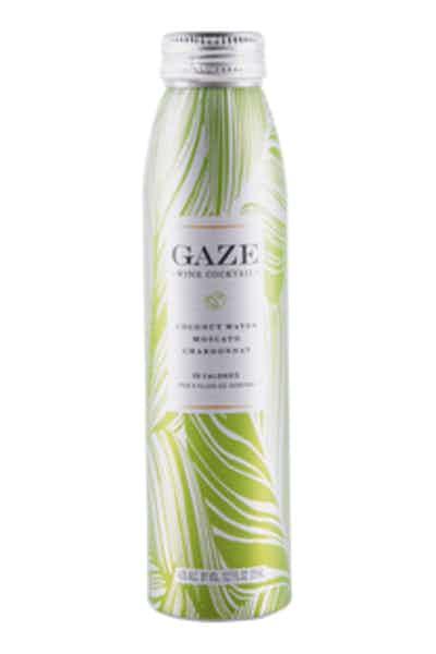Gaze Wine Cocktail Coconut Water-Chardonnay-Moscato