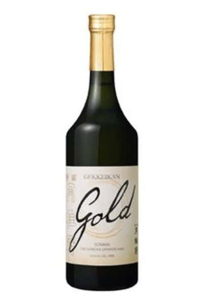 Gekkeikan Sake Gold