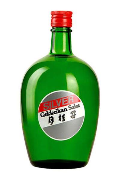 Gekkeikan Sake Silver