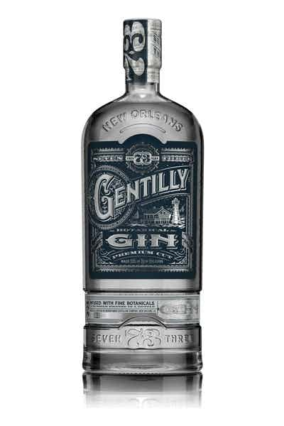 Seven Three Distilling Gentilly Gin
