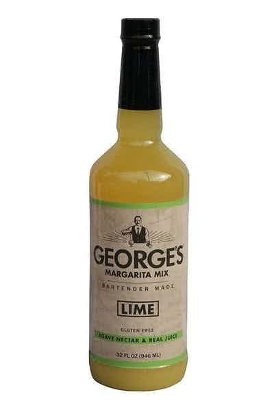Georges Lime Margarita Mix