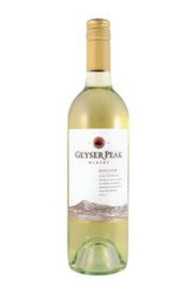 Geyser Peak Moscato 2013