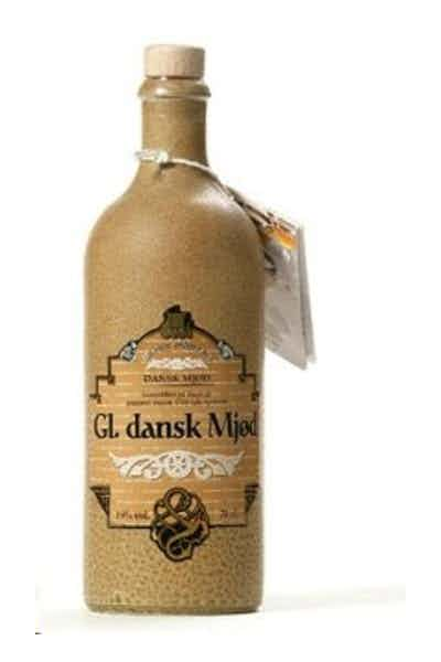Gi. Dansk Mjod Nordic Honey Wine With Ginger
