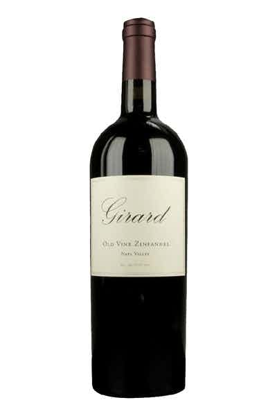 Girard Old Vine Zinfandel Napa