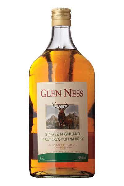 Glen Ness Single Malt Scotch Whisky