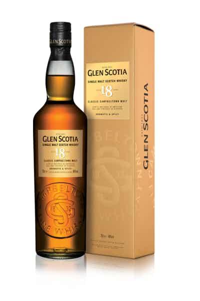Glen Scotia Single Malt 18 Year