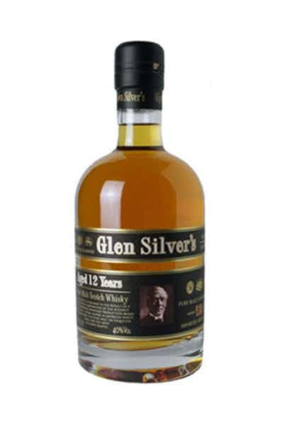 Glen Silver's Scotch Whisky 12 Year