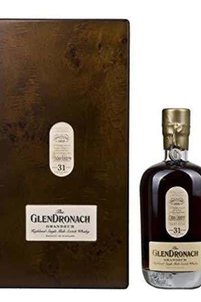 The Glendronach 31 Year Whiskey
