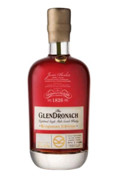 The Glendronach Kingsman Edition 1991 Vintage