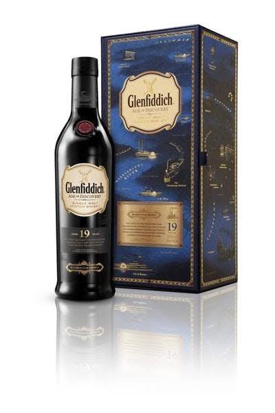 Glenfiddich 19 Year Bourbon Cask Reserve Single Malt