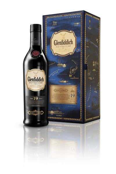 Glenfiddich 19 Year Bourbon Cask Reserve Single Malt