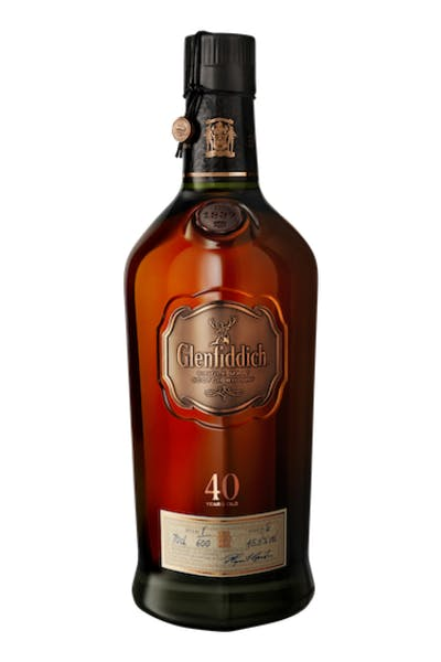 Glenfiddich 40 Year
