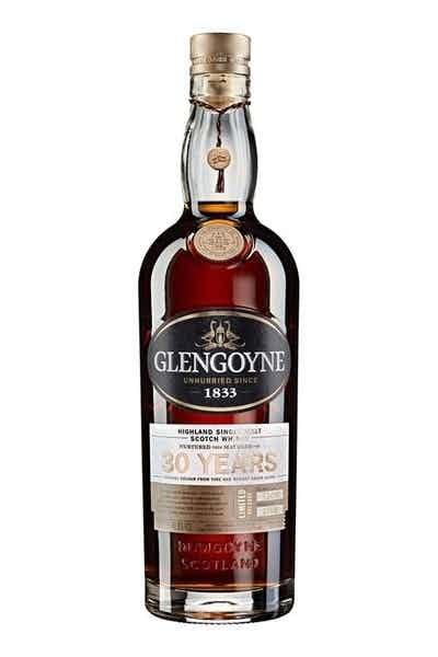 Glengoyne Highland Single Malt Scotch 30 Year